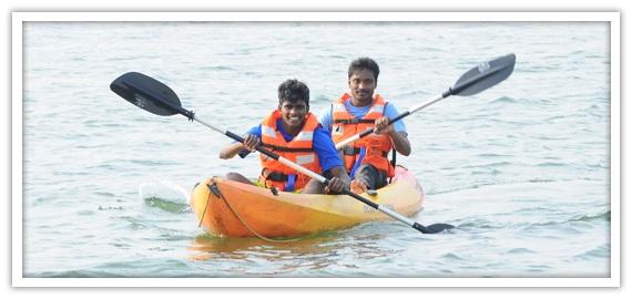 WSSOcean Kayak