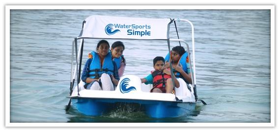 WSSPedalBoat