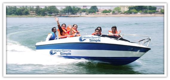 WSSSpeed Boat